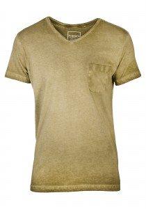 FERRIS Basic Herren T-Shirt