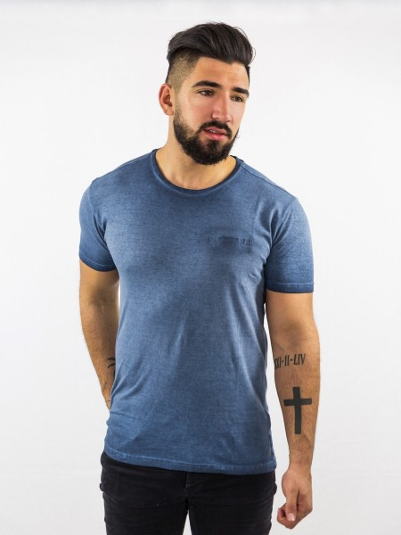 Basic T-Shirt Herren: Fernando
