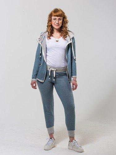GRACIELA: Damen Hose aus Sweatware