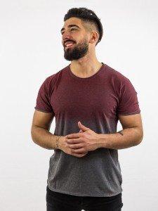 KARIM: T-Shirt mit Spray Effekt