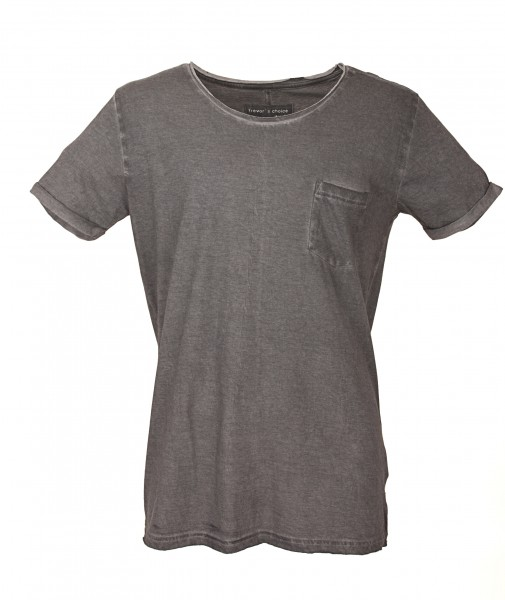 HANNO: Herren basic T-Shirt