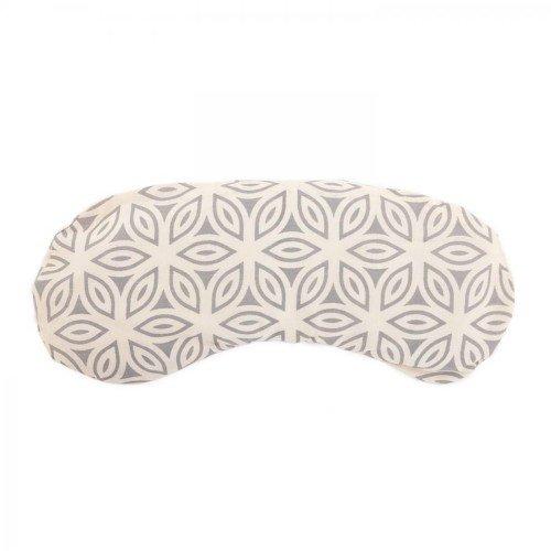 Augenkissen Baumwolle mit Muster, vegan