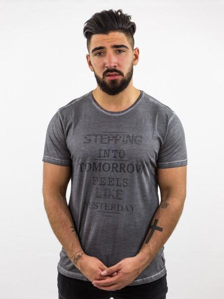 KENNY: Softes T-Shirt mit Frontprint
