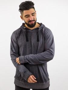KOLJA: Raglan Kapuzensweatshirt