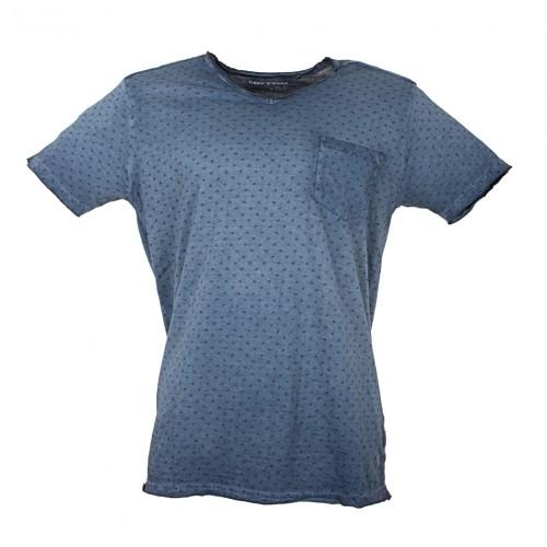 HARTWIG: Herren T-Shirt mit Brusttasche