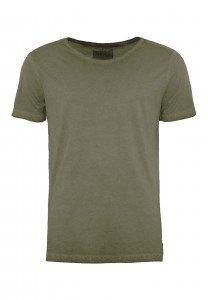 T-Shirt_Basic_Herren_Rundhalsausschnitt_JENS_170 327_Hunter_Green
