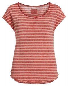 GANINA: Damen T-Shirt mit Streifen