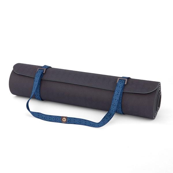 Yogamatten-Tragegurt mit Muster