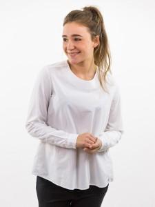 KORONA: Damen Bluse mit Faltenpartie