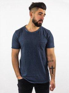 Basic T-Shirt Herren: HANNO