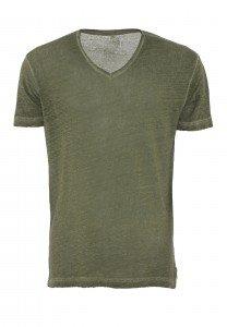 T-Shirt_V-Ausschnitt_Herren_JEREMI_170328_Hunter_Green
