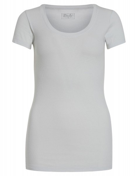 GALE: Damen T-Shirt mit Rundhalsausschnitt