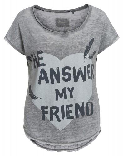 FARAH: Shirt mit Print