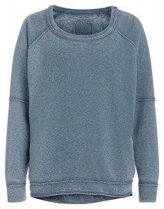 GIANNA: Sweatshirt Rundhalsausschnitt