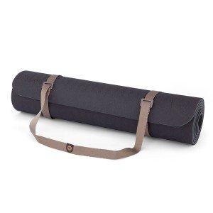Zweifarbiger Yogamatten-Tragegurt