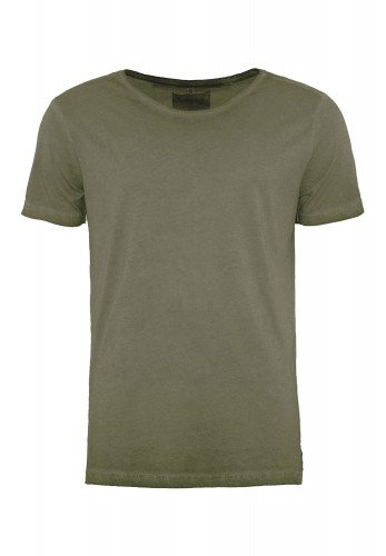 T-Shirt_Basic_Herren_Rundhalsausschnitt_JENS_170 327_Hunter_Green