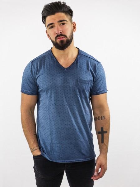 Basic T-Shirt Herren: HARTWIG