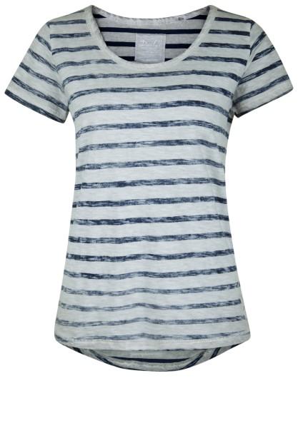 Damen_T-Shirt_Streifen_JADE_nachhaltige_mode_online_kaufen_Dailys_170137_sand