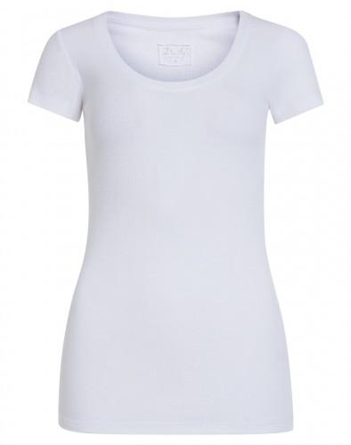 GALE: T-Shirt mit Rundhalsausschnitt