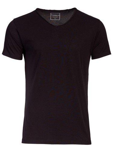 T-Shirt_V-Ausschnitt_Herren_KENO_black