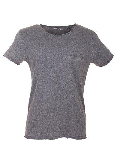 HARDY: T-Shirt mit Rundhalsausschnitt